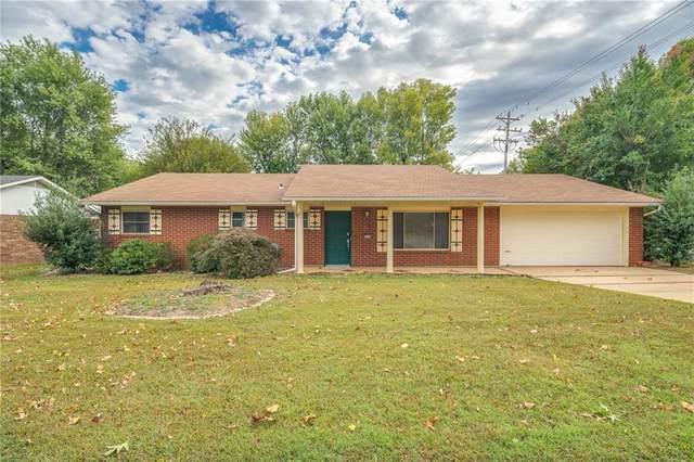 1601 Greenbriar Street, Springdale, AR 72762 (MLS #1163690) :: Five Doors Network Northwest Arkansas