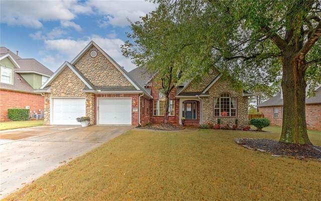 4507 Creekview Drive, Rogers, AR 72758 (MLS #1163717) :: McNaughton Real Estate