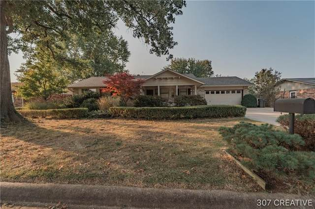 1104 Callahan Drive, Rogers, AR 72758 (MLS #1163728) :: Five Doors Network Northwest Arkansas
