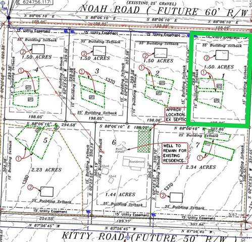 Noah Road Lot 1, Gravette, AR 72736 (MLS #1163744) :: McNaughton Real Estate