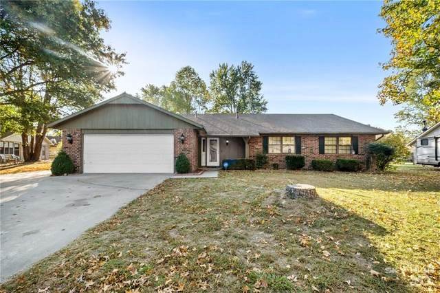 2510 W Beau Drive, Rogers, AR 72758 (MLS #1163815) :: Five Doors Network Northwest Arkansas