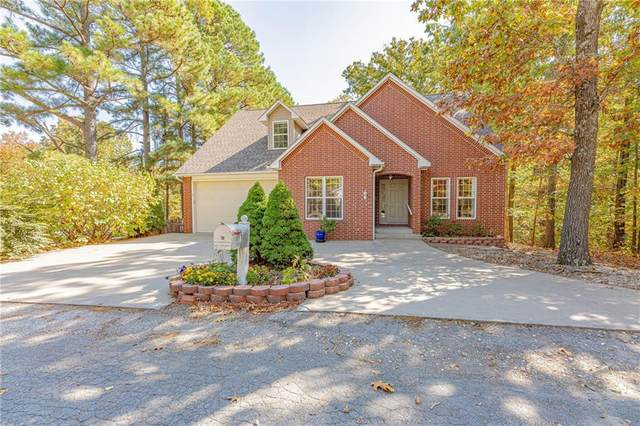 1 St Austell Drive, Bella Vista, AR 72714 (MLS #1163833) :: Five Doors Network Northwest Arkansas