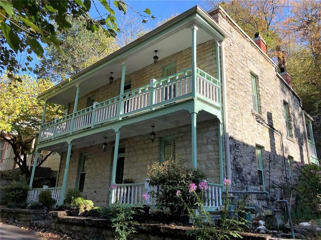 28 Armstrong Street, Eureka Springs, AR 72632 (MLS #1163839) :: Jessica Yankey | RE/MAX Real Estate Results
