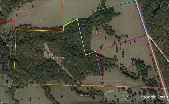 490 Road, Kansas, OK 74347 (MLS #1163856) :: McNaughton Real Estate