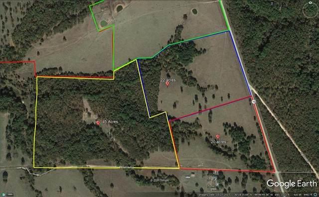 10/59 Highway, Kansas, OK 74347 (MLS #1163868) :: McNaughton Real Estate