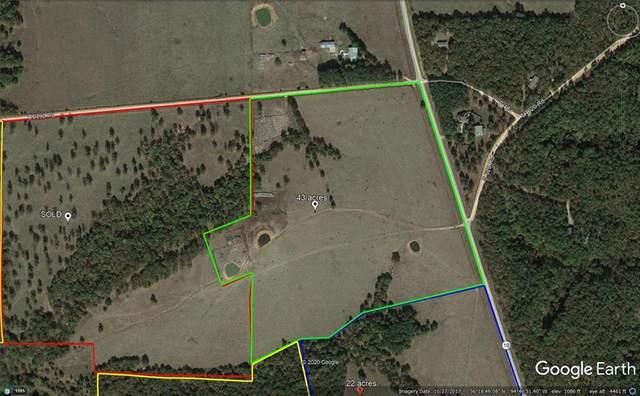 tbd Hwy 59/10 And 484, Kansas, OK 74347 (MLS #1163871) :: McNaughton Real Estate