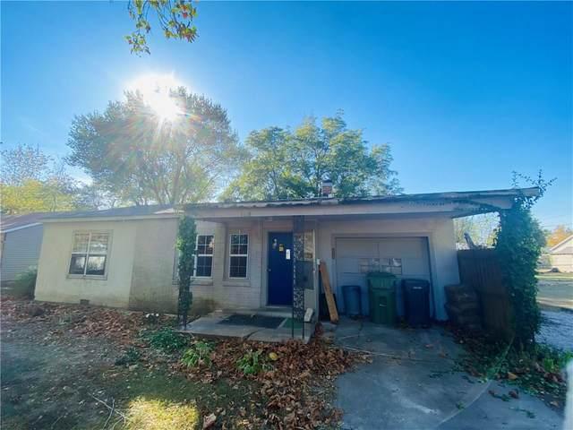 1108 N 10th Street, Rogers, AR 72756 (MLS #1163925) :: Five Doors Network Northwest Arkansas