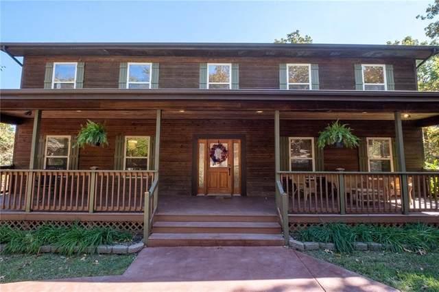 15072 Crawford Point Road, Rogers, AR 72756 (MLS #1163948) :: Five Doors Network Northwest Arkansas