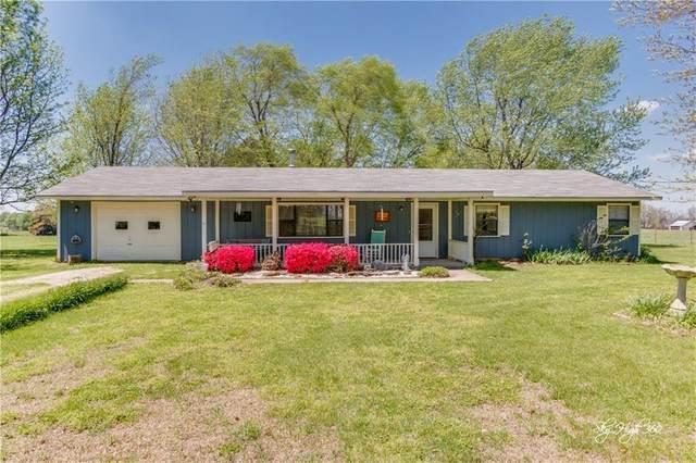 575 Ball Street, Springdale, AR 72762 (MLS #1163953) :: Five Doors Network Northwest Arkansas
