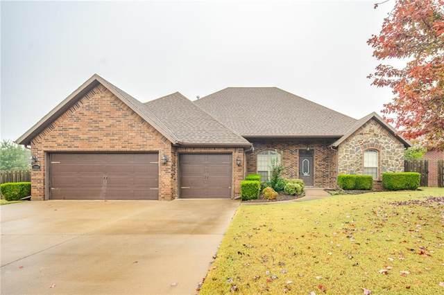 3404 SW Crosswinds Boulevard, Bentonville, AR 72713 (MLS #1163992) :: McNaughton Real Estate