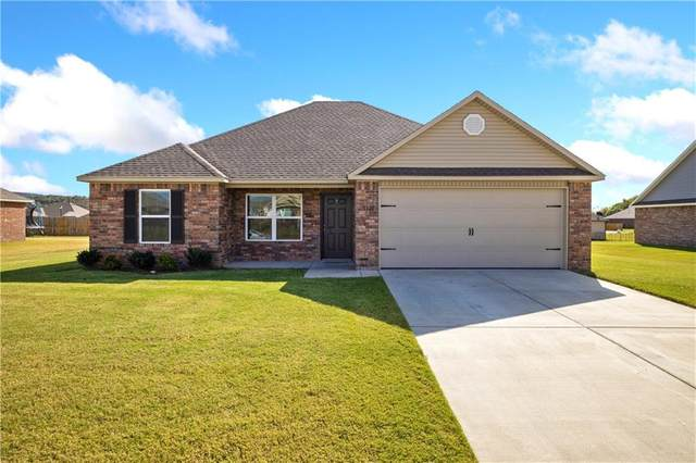 1321 General Marmaduke Drive, Prairie Grove, AR 72753 (MLS #1164034) :: McNaughton Real Estate