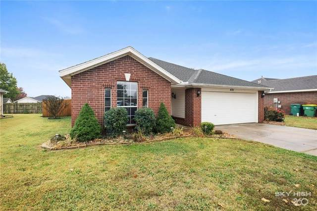 831 Bliss Street, Centerton, AR 72719 (MLS #1164042) :: Annette Gore Team | RE/MAX Real Estate Results