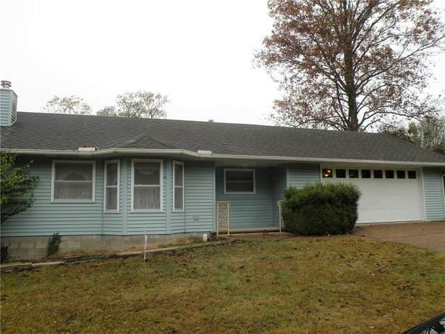 10 Horseshoe Drive, Holiday Island, AR 72631 (MLS #1164066) :: Five Doors Network Northwest Arkansas