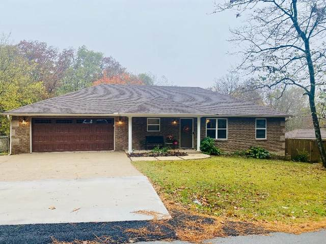 29 Sandridge Drive, Bella Vista, AR 72715 (MLS #1164073) :: Five Doors Network Northwest Arkansas