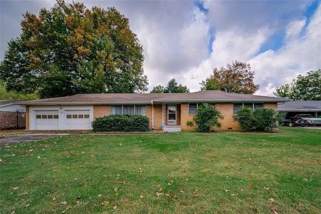 1702 Emma Avenue, Springdale, AR 72762 (MLS #1164099) :: McNaughton Real Estate