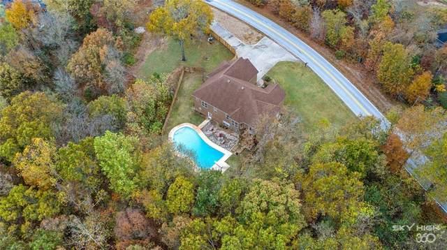 14004 Dartmoor Road, Bentonville, AR 71712 (MLS #1164140) :: McNaughton Real Estate
