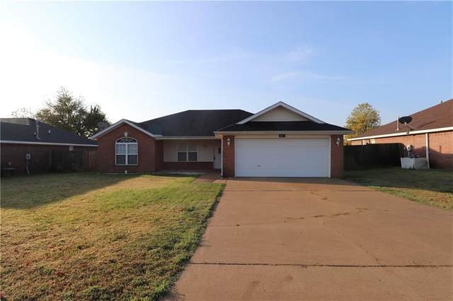 911 Sunflower Street, Centerton, AR 72719 (MLS #1164174) :: Annette Gore Team | RE/MAX Real Estate Results