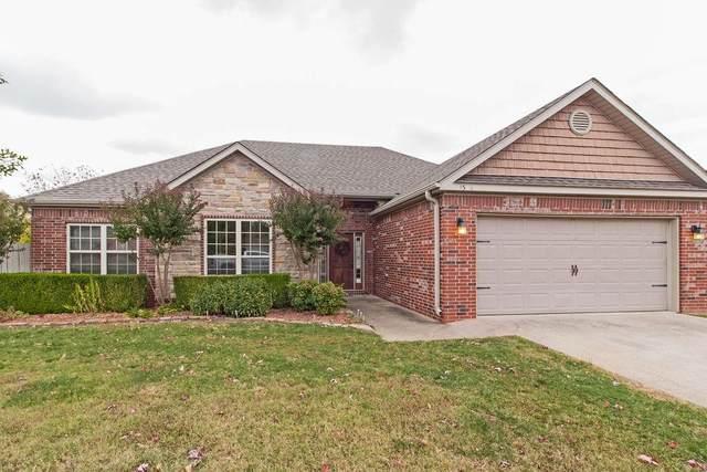1540 Hazeltine Drive, Fayetteville, AR 72704 (MLS #1164180) :: Annette Gore Team | RE/MAX Real Estate Results