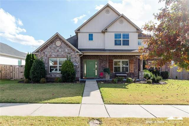 3083 E Royal Drive, Fayetteville, AR 72701 (MLS #1164184) :: McNaughton Real Estate