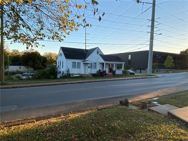 833 W Stone Street, Fayetteville, AR 72701 (MLS #1164194) :: McMullen Realty Group