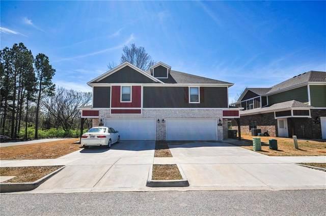 4113/4115 W Sardinia Way, Fayetteville, AR 72704 (MLS #1164247) :: McNaughton Real Estate