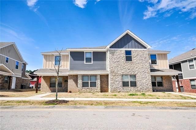 1347/1349 N Corsica Drive, Fayetteville, AR 72704 (MLS #1164250) :: McNaughton Real Estate