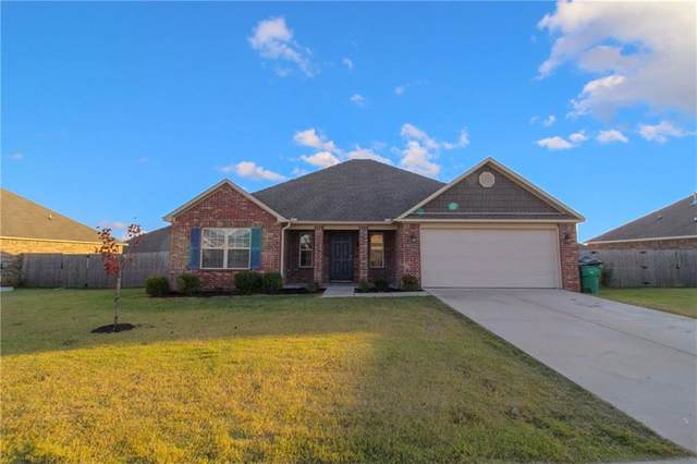 601 Saddlehorn Drive, Centerton, AR 72719 (MLS #1164301) :: McNaughton Real Estate