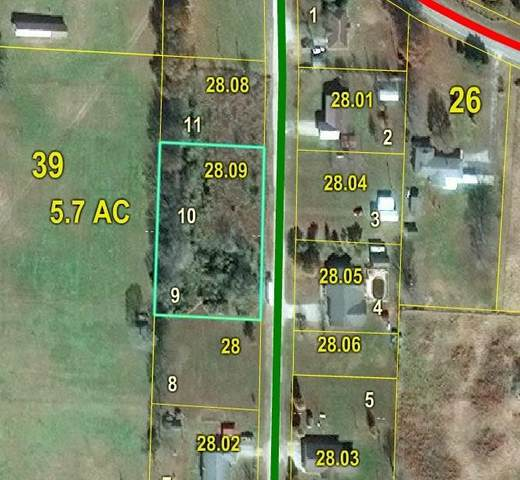 Lot 9 Yocom Drive, Anderson, MO 64831 (MLS #1164309) :: McNaughton Real Estate