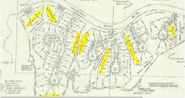 0 Carnahan (Lot 7) Lane, Bella Vista, AR 72715 (MLS #1164346) :: Five Doors Network Northwest Arkansas