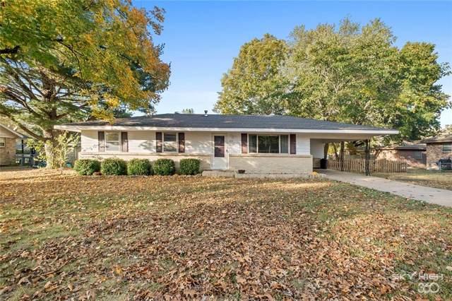 210 Van Dorn Street, Pea Ridge, AR 72751 (MLS #1164349) :: Five Doors Network Northwest Arkansas