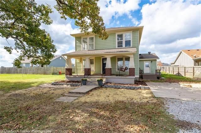 1330 Bliss Street, Centerton, AR 72719 (MLS #1164367) :: McNaughton Real Estate