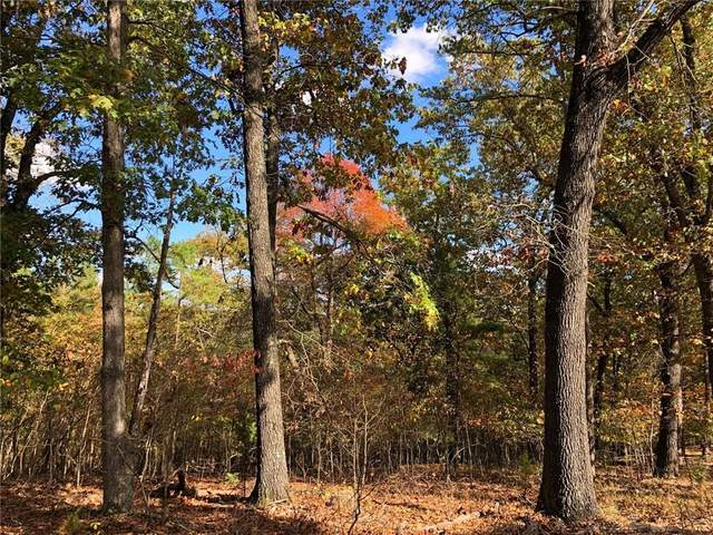 Huckleberry Lane, Eureka Springs, AR 72632 (MLS #1164379) :: McNaughton Real Estate