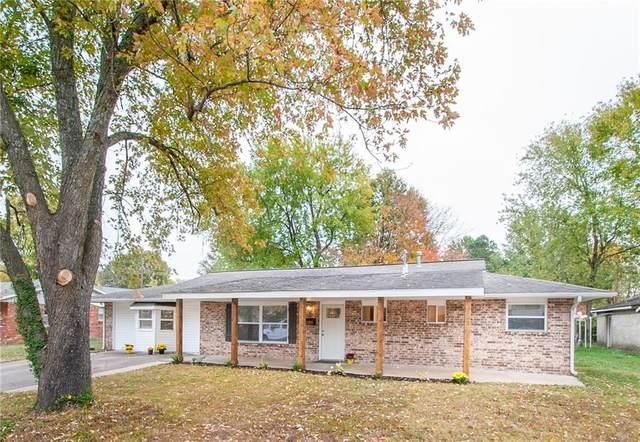 611 Henryetta Street, Springdale, AR 72762 (MLS #1164426) :: McNaughton Real Estate