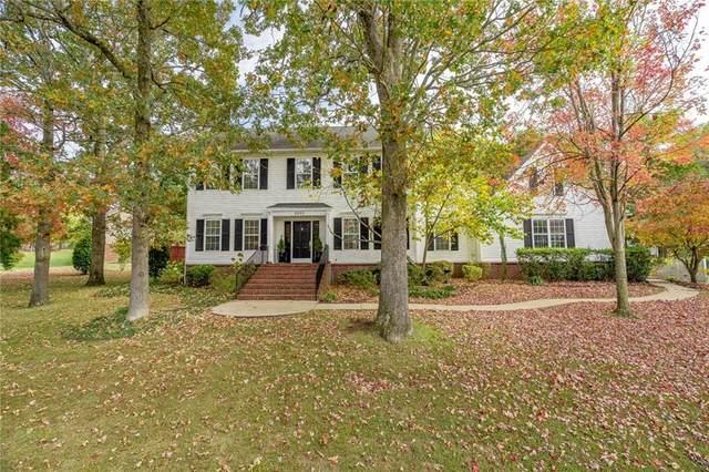 2853 Brandon Circle, Fayetteville, AR 72703 (MLS #1164439) :: McNaughton Real Estate