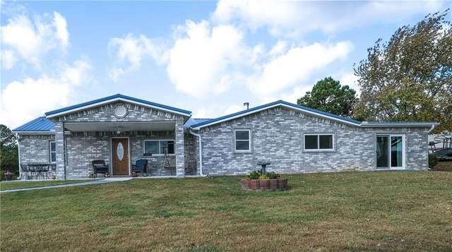 14449 Vaughn Road, Bentonville, AR 72713 (MLS #1164459) :: McNaughton Real Estate