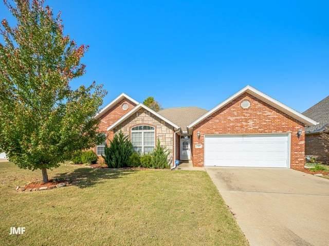 1707 Capps Road, Rogers, AR 72758 (MLS #1164504) :: McNaughton Real Estate