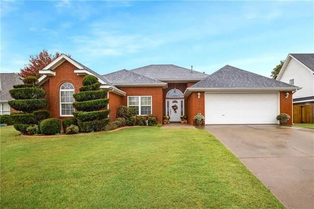 501 Whitney Street, Bentonville, AR 72712 (MLS #1164507) :: McNaughton Real Estate