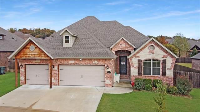 3694 Lalique Lane, Fayetteville, AR 72704 (MLS #1164519) :: McNaughton Real Estate