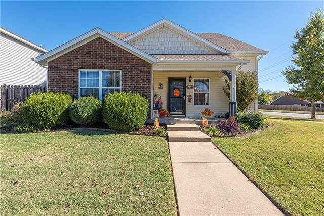 4318 W Sweetgum Lane, Fayetteville, AR 72704 (MLS #1164526) :: McNaughton Real Estate