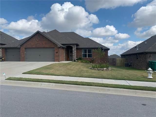 1225 Bradley Street, Centerton, AR 72719 (MLS #1164531) :: McNaughton Real Estate