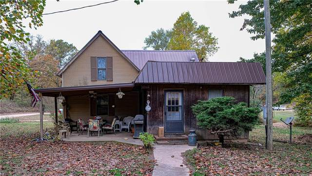 12716 C P Rakes Road, Bentonville, AR 72712 (MLS #1164533) :: McNaughton Real Estate