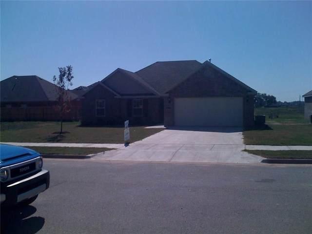 3703 SW High Point Avenue, Bentonville, AR 72712 (MLS #1164540) :: McNaughton Real Estate