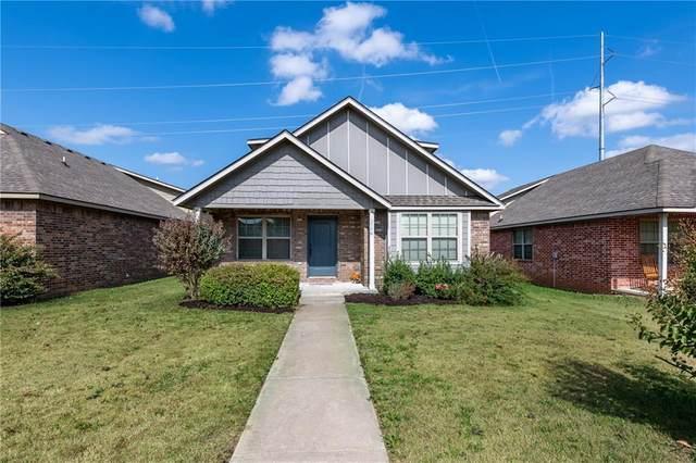 3706 Gibson Avenue, Bentonville, AR 72712 (MLS #1164545) :: McNaughton Real Estate