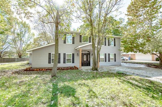 3000 Blueberry Lane, Bentonville, AR 72712 (MLS #1164557) :: Annette Gore Team | RE/MAX Real Estate Results