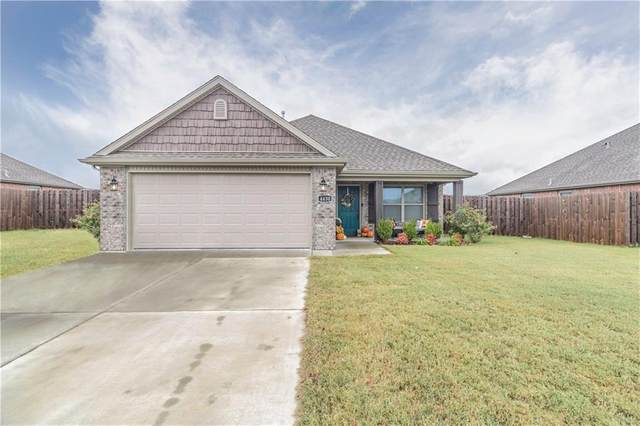 4430 W Anthem Drive, Fayetteville, AR 72704 (MLS #1164566) :: McNaughton Real Estate