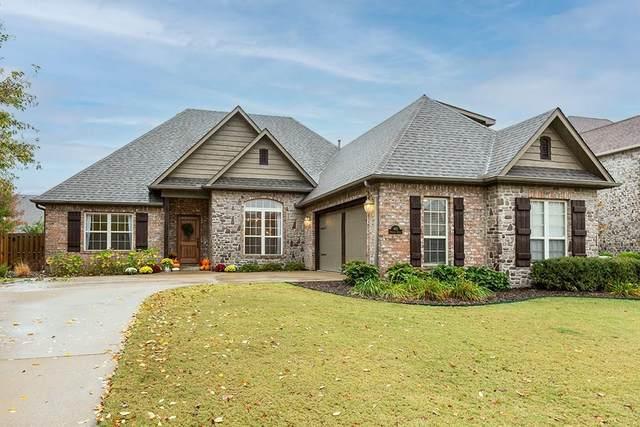 461 Bordeaux Avenue, Springdale, AR 72764 (MLS #1164583) :: McNaughton Real Estate