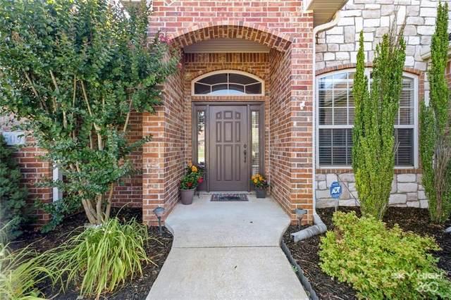 509 SE Eaton Street, Bentonville, AR 72712 (MLS #1164584) :: McNaughton Real Estate