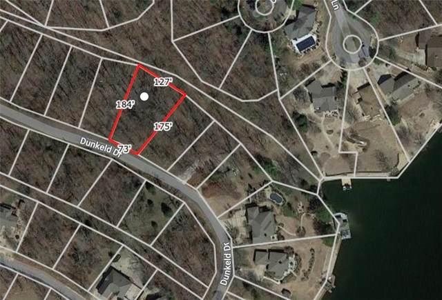 Lot 24 Dunkeld Drive, Bella Vista, AR 72715 (MLS #1164596) :: NWA House Hunters | RE/MAX Real Estate Results