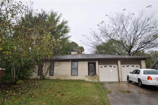 1741 N Creek Court, Fayetteville, AR 72701 (MLS #1164597) :: McNaughton Real Estate