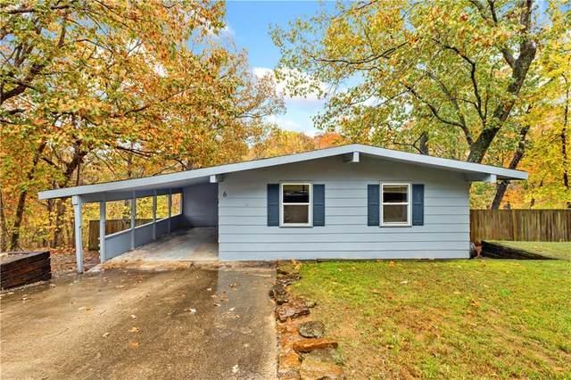 6 Bellingham Lane, Bella Vista, AR 72714 (MLS #1164604) :: McNaughton Real Estate